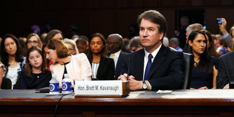 Special Edition: Take Your Seat, Justice Kavanaugh