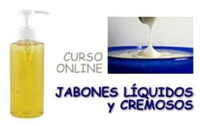 curso online de jabones líquidos y cremosos
