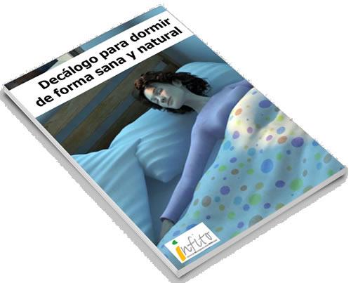 Decálogo para dormir de forma sana y natural