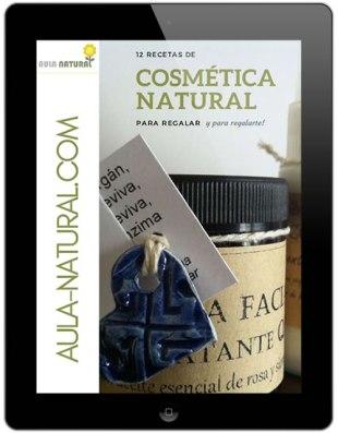 12 recetas de cosmética natural