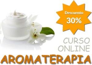 Curso Aromaterapia - 30% descuento
