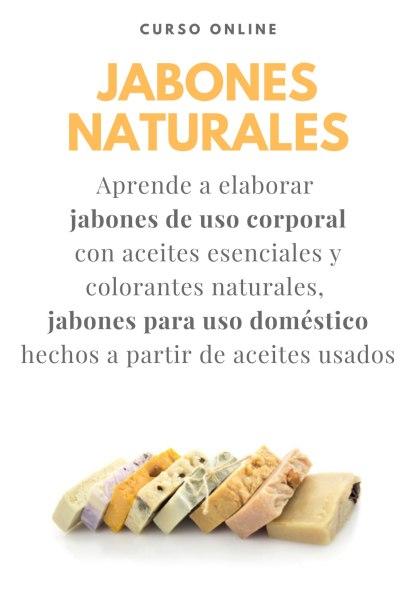 Curso online Jabones (CP)