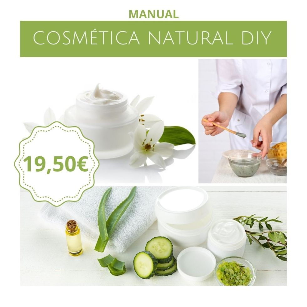 Manual de Cosmética Natural DIY