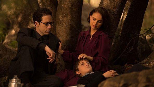 'Una historia de amor y oscuridad' (Portman, 2015)