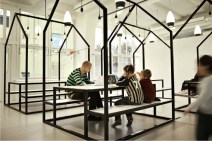 In-The-Village-the-small-houses-create-room-for-working-in-smaller-groups_Design-RosanBosch_Photo-Kim-Wendt-