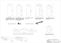 Proxecto técnico de Rehabilitación en Casaio por Paz Ledo e Teresa Garrido (Tecnoloxía II, 2ºP.D.O.)