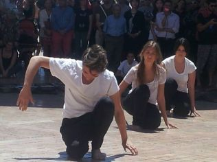 Encuentro interuniversitario de danza en Córdoba
