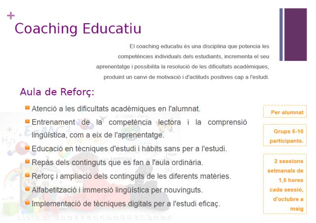 Coaching educatiu