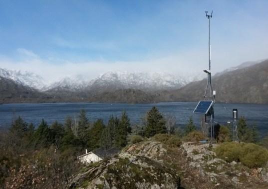Estación meteorológica del CIEMAT
