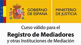 Curso válido para el registro de mediadores y otras instituciones de mediación