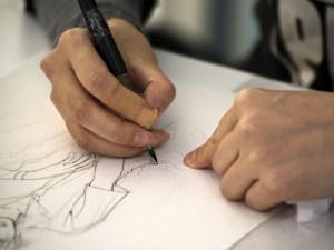 desenhando-manga