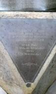 Monumen peresmian MTP pada masa Gubernur DKI Ali Sadikin tahun 1977