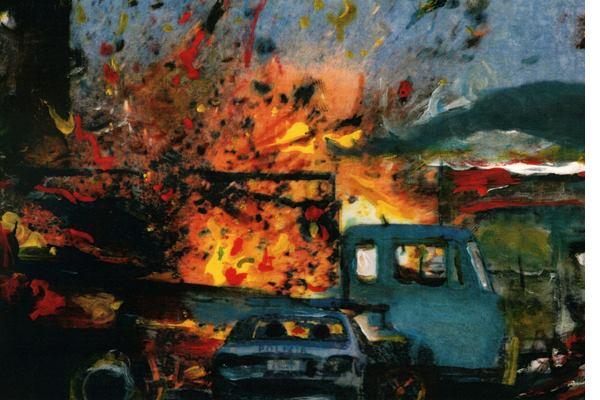 « El terrorista », poema de Benjamín Prado
