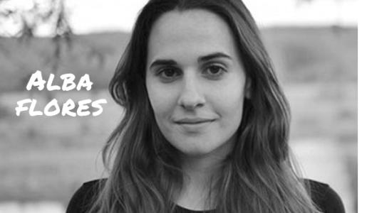 Alba Flores Adonáis 2017 Digan adiós a la muchacha.