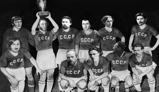 Selección rusa de escritores 2