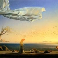 «Teoría de la llama», poema de David Ledesma Vásquez