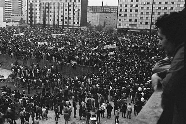 A 50 años de Tlatelolco: lo que se escribió tras la noche que no se olvida