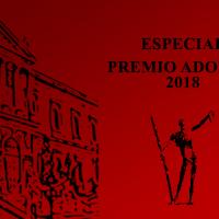 Especial Premio Adonáis 2018