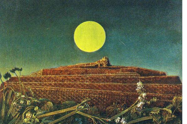 La ville entiere (1936) by Max Ernst