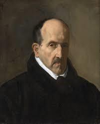 Luis de Góngora, por Velázquez (Museo de Bellas Artes de Boston). Naturaleza Salvaje I: del teocentrismo natural a la decadencia barroca. Ana González Serrano..