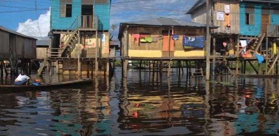 Fotograma del documental El río (2018), proyecto que dirigió Galeano.