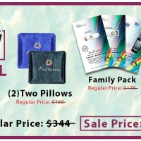 Energy Pillow Bundle