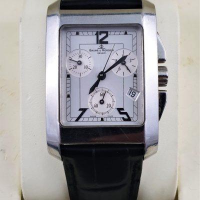 Reloj Baume&Mercier estilo Hampton