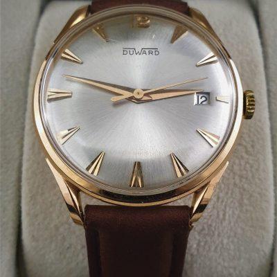 Reloj Duward Elegance de Oro