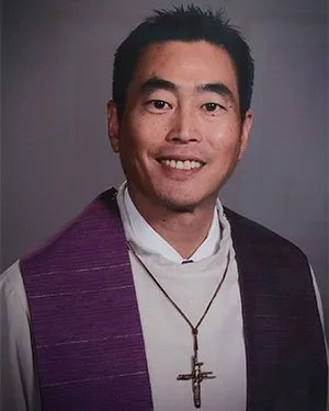 Reverend Kenneth Suhr