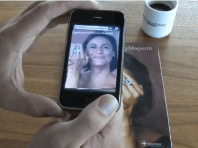 augmented reality Junaio