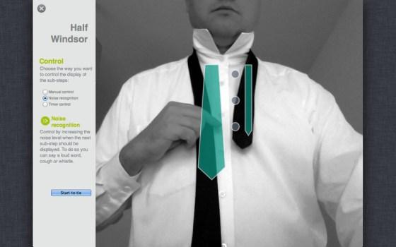 Corbata Aumentada