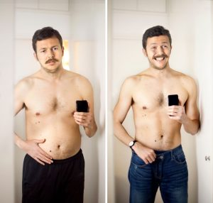 No consigo bajar de peso: 5 soluciones para hombres