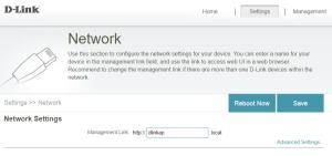 change-url-network