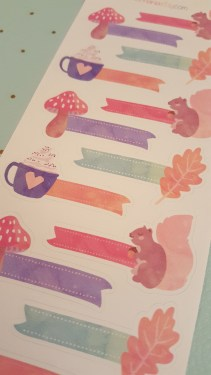 Plannermania Stickers