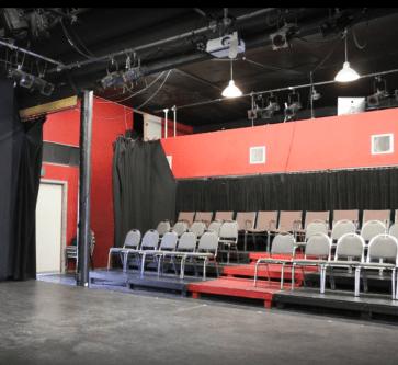 Studio stage