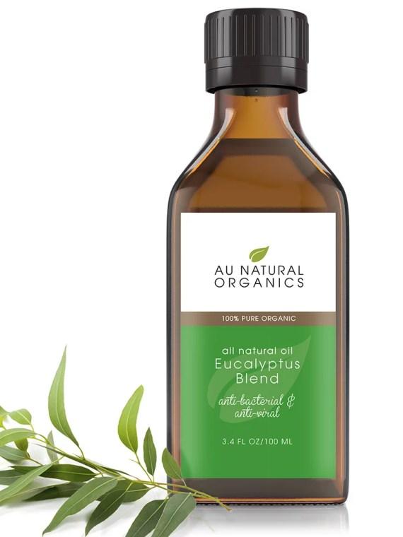Eucalyptus Blend Oil