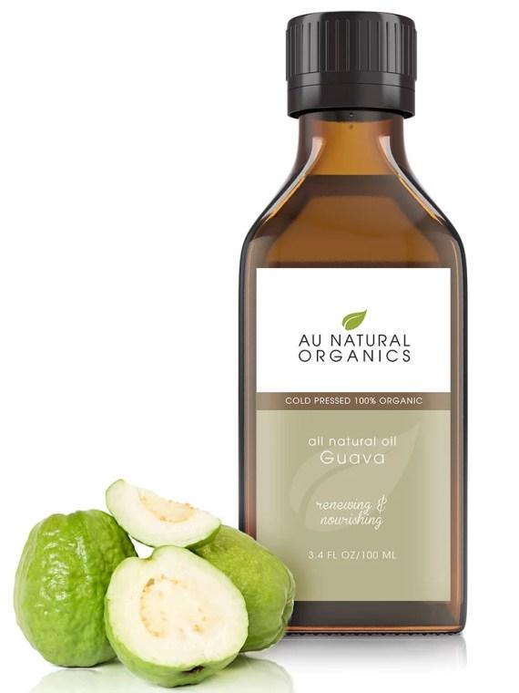 Guava Oil - 3.4oz (100ml)