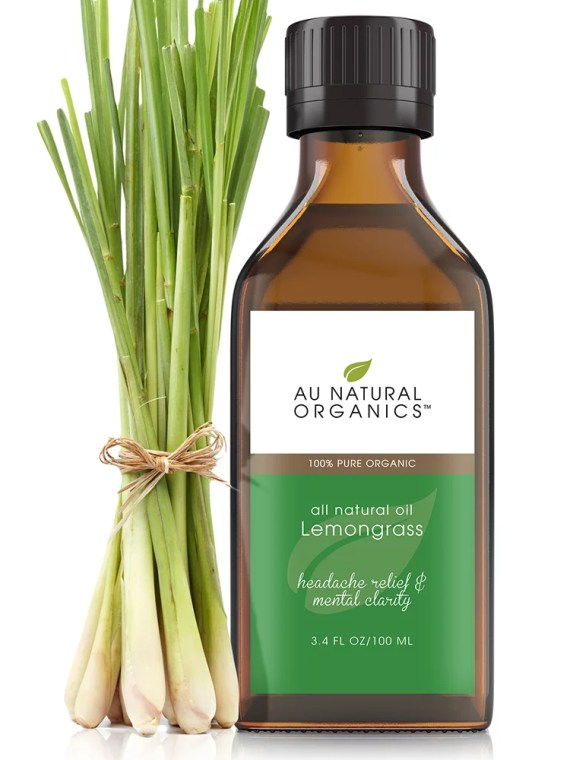 how to use lemongrass oil on face