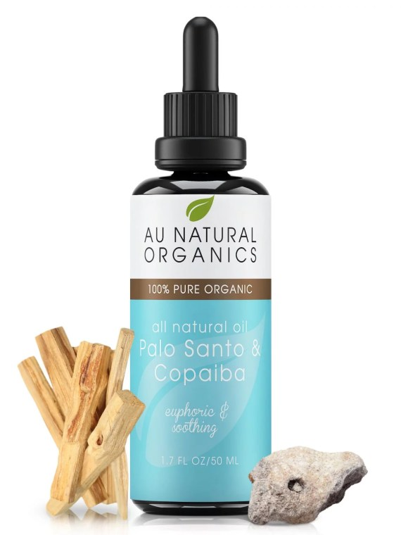 Palo Santo and Copaiba Oil