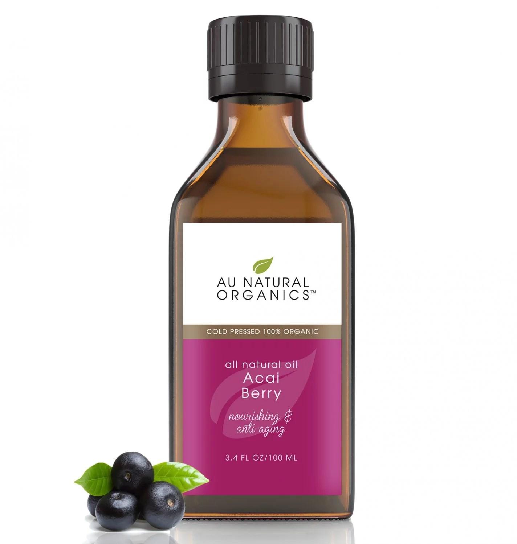 acai berry oil - hair care