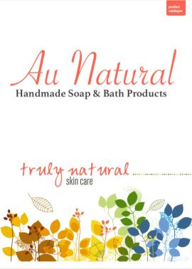 Au-Natural-skin-care-brochure