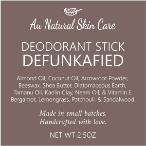 defunk deodorant