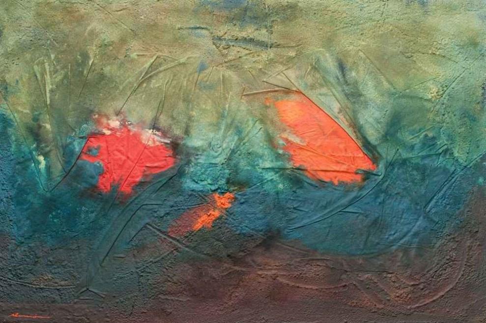 """Aunión """"Silencios del mar"""", 2013"""