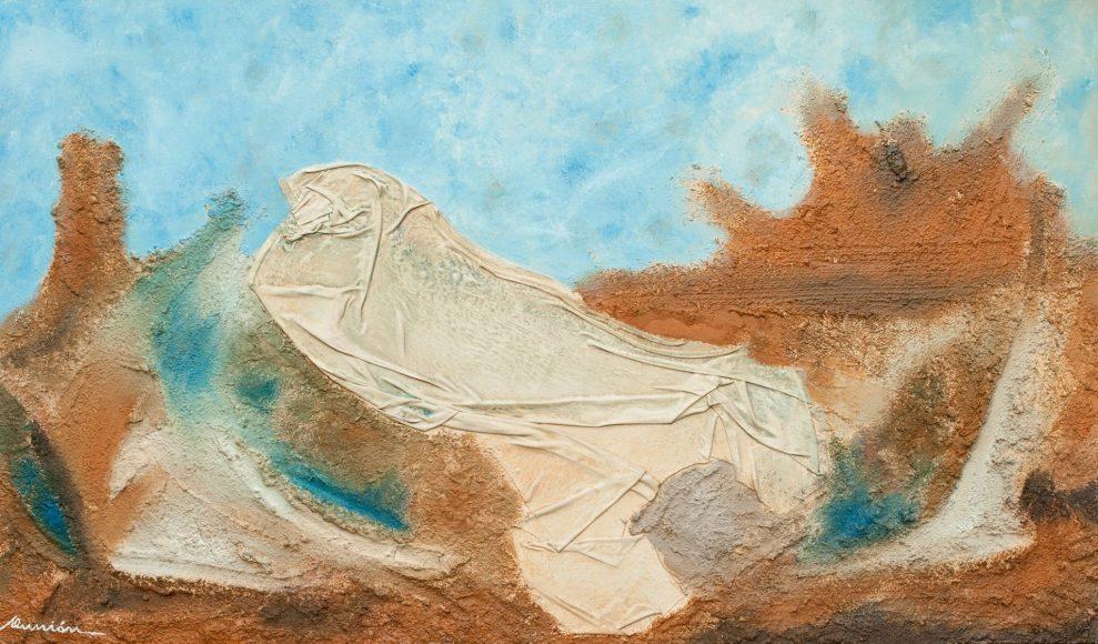 """Aunión. """"Sobrevolando"""", 1993."""