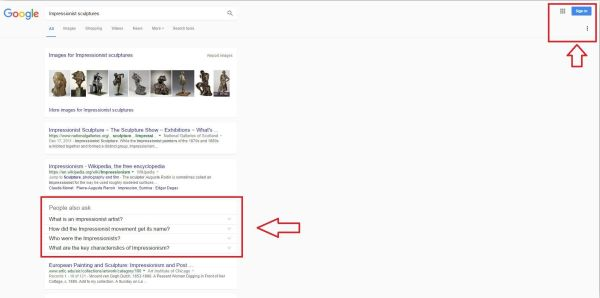 Cambios en Google Agosto 2016