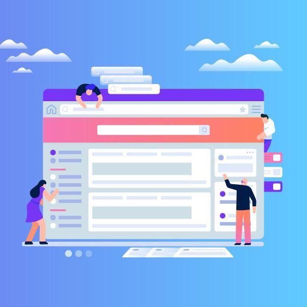 como diseñar una pagina web pasos