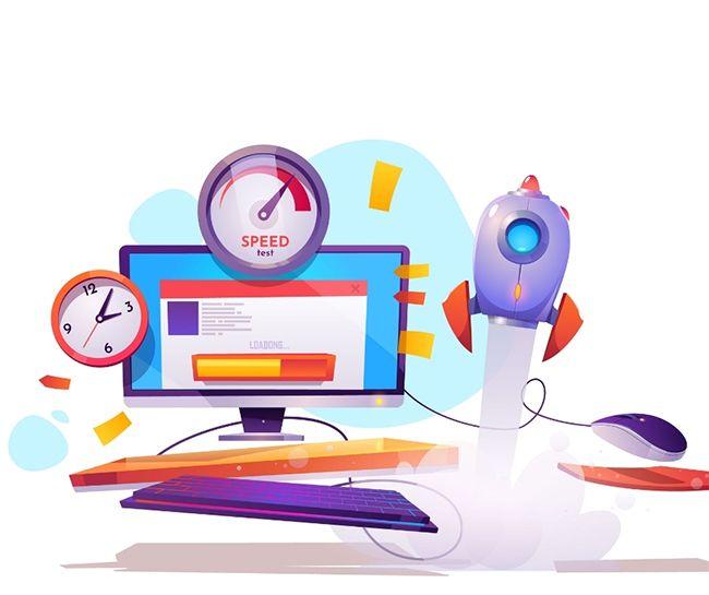 como mejorar el seo de mi blog velocidad de la web