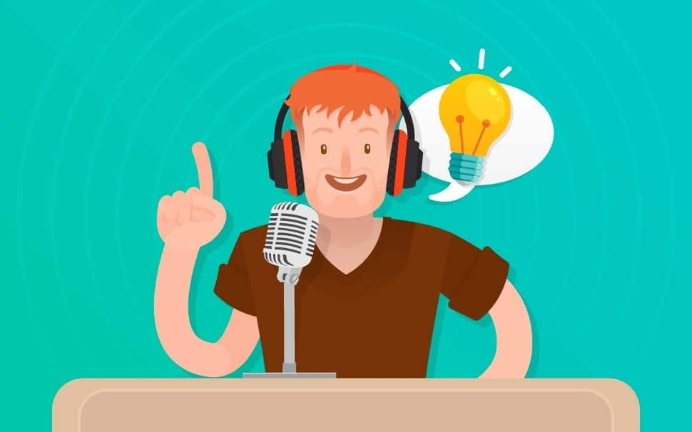 ideas estrategia podcast marketing