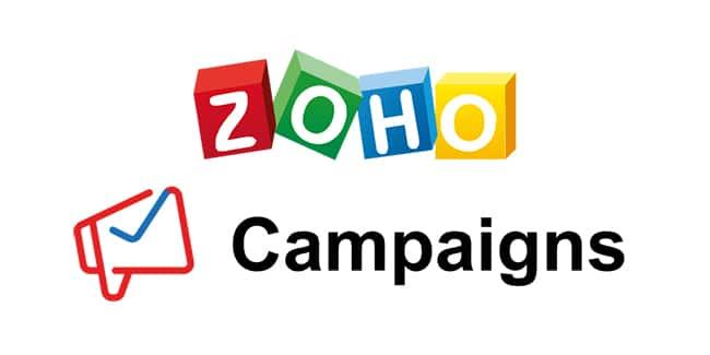mejores herramientas de email marketing gratis zoho