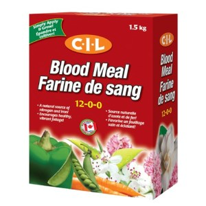 farine de sang